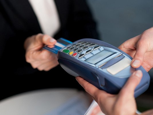 PayCard product detail page